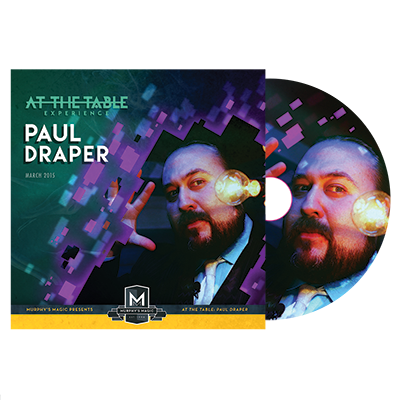 Paul Draper Live Lecture DVD - magic