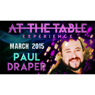 Paul Draper Live Lecture - magic