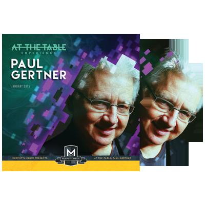 Paul Gertner Live Lecture DVD - magic