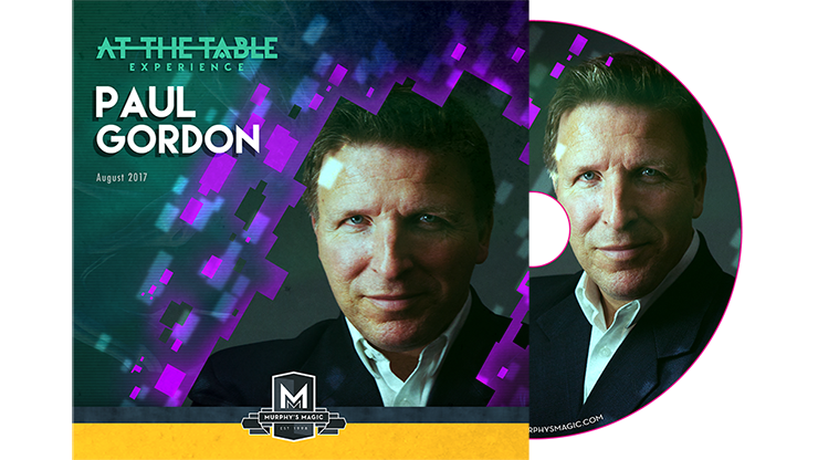 Paul Gordon Live Lecture DVD - magic