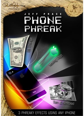 Paul Harris Presents Phone Phreak - magic