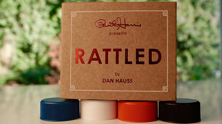 Paul Harris Presents Rattled - magic