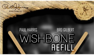 Paul Harris Presents Refill for Wishbone - magic