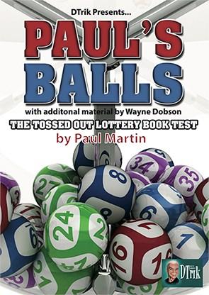 Paul's Balls - magic