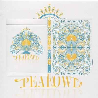 Peafowl Deck (Snow White) - magic