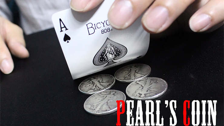 Pearl's Coin - magic
