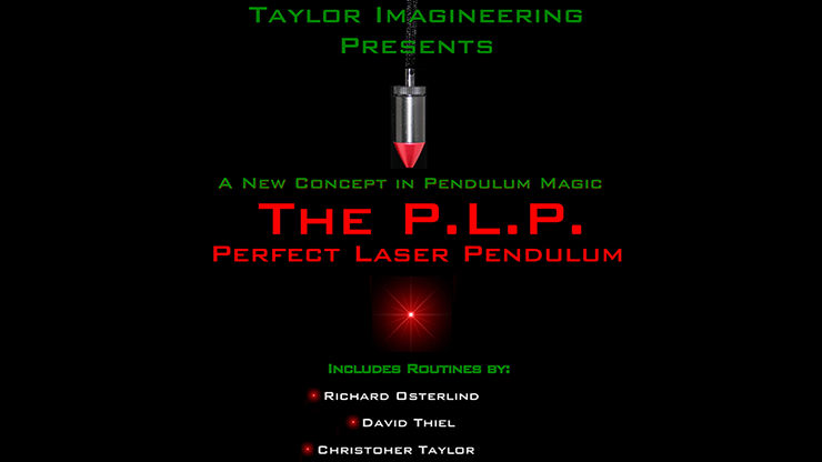 Perfect Laser Pendulum - magic