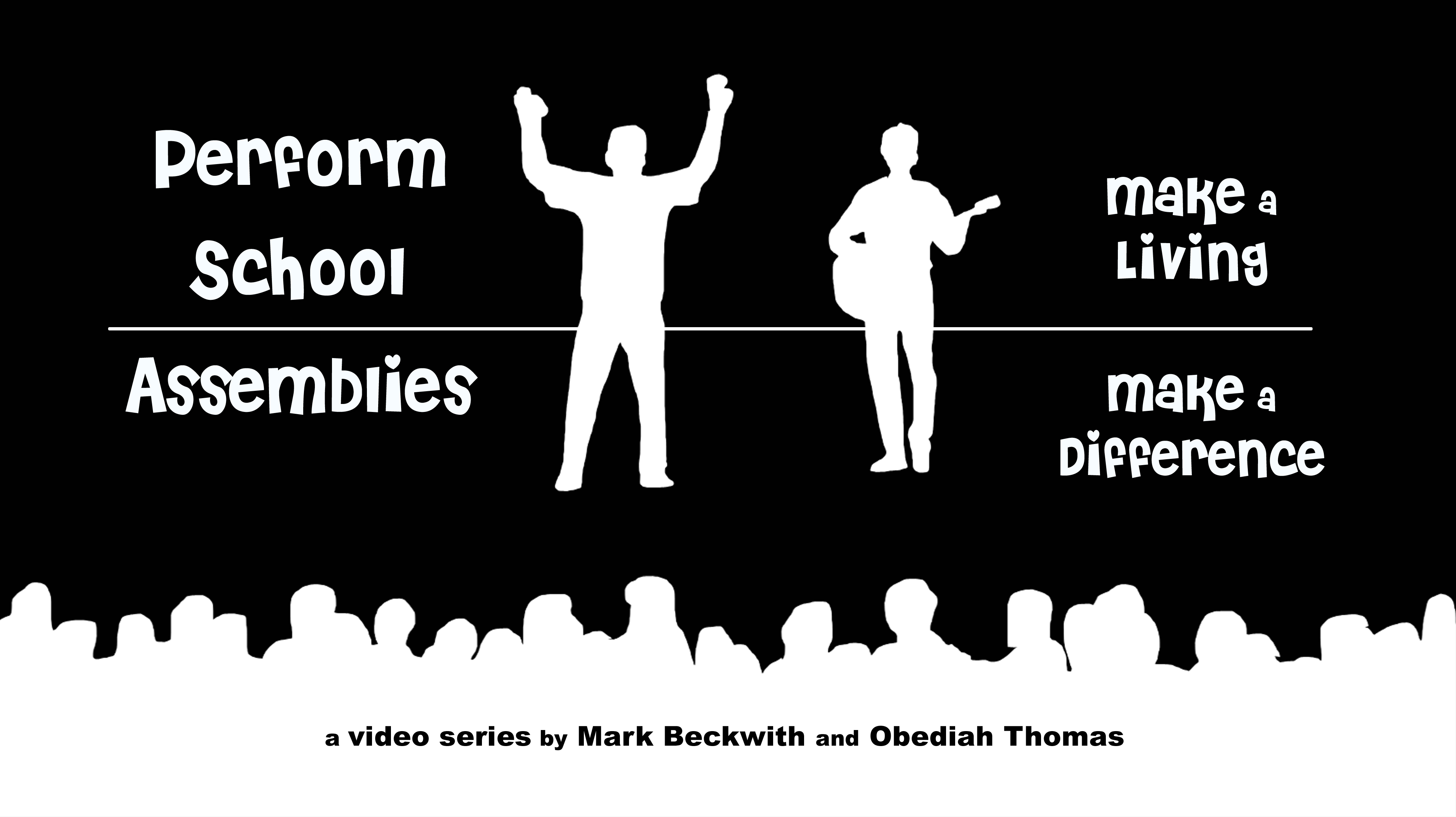 Perform School Assemblies - magic