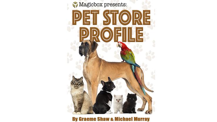 Pet Store Profile - magic