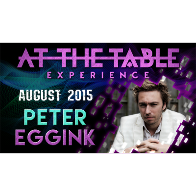 Peter Eggink Live Lecture - magic