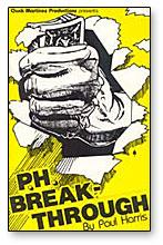P.H. Breakthrough book - magic