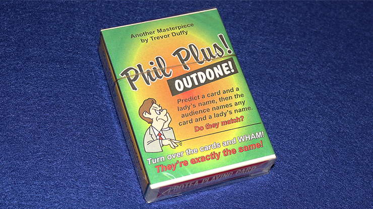 Phil Plus Outdone - magic