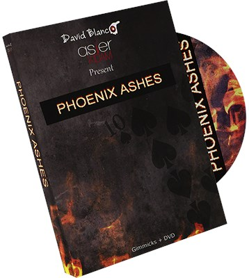 Phoenix Ashes - magic