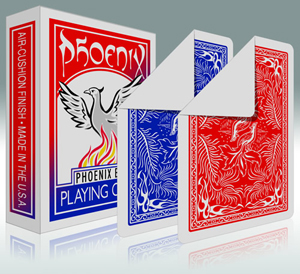 Phoenix Deck - Blank faces - magic