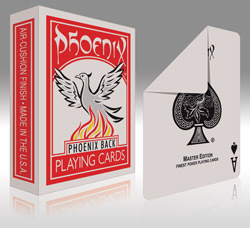 Phoenix Deck - Blank backs - magic