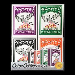 Phoenix Color Collection Set - magic