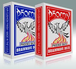 Phoenix Parlour Deck - Brainwave Deck - magic