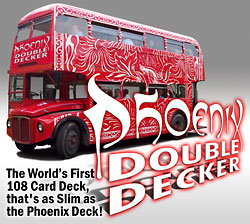 Phoenix Parlour Double-Decker - magic