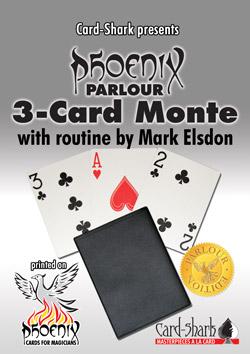 Phoenix Parlour Monte - magic