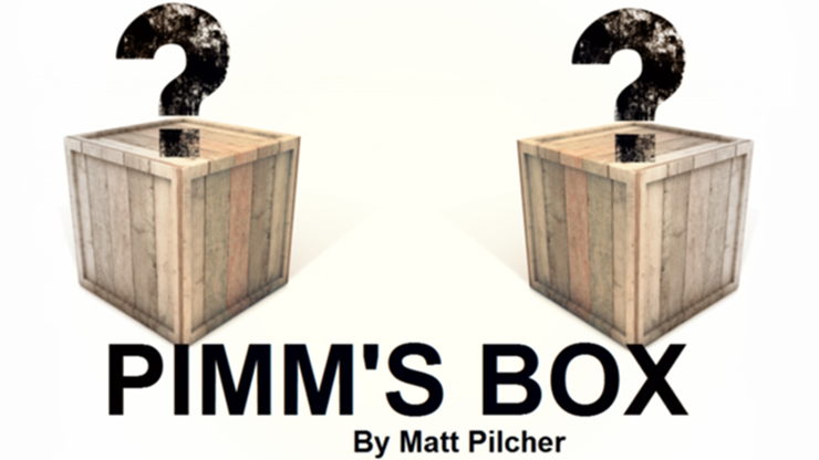 Pimm's Box - magic