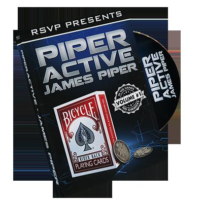 Piperactive - Volumes 1 & 2 - magic