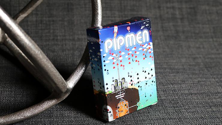 Pipmen: World Full Art Playing Cards - magic