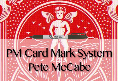 PM Card Mark System - magic