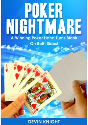 Poker Nightmare - magic