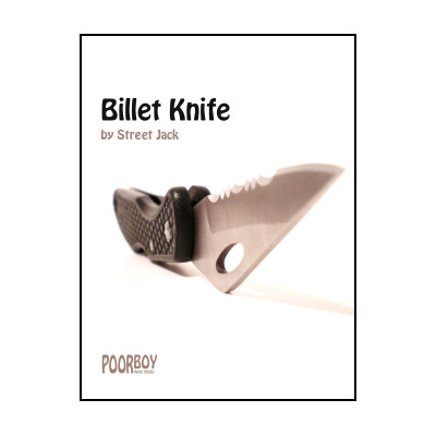 Poor Boy Billet Knife - magic