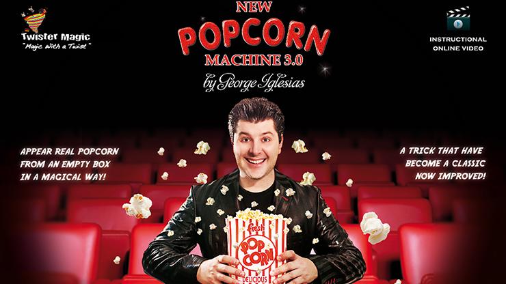 Popcorn Machine 3.0 - magic