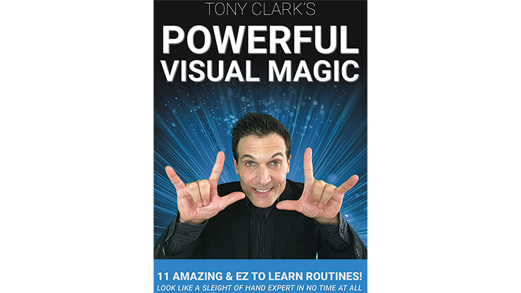 Powerful Visual Magic - magic