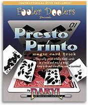 Presto Printo - magic