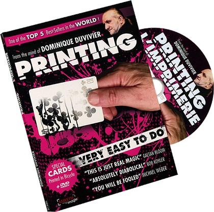 Printing 2.0  - magic