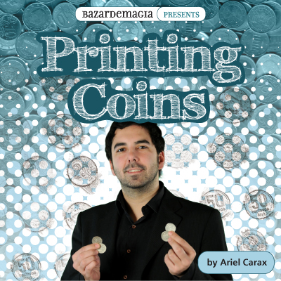 Printing Coins - magic