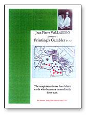 Printings Gambler - magic