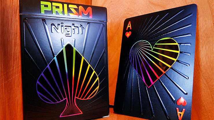 Prism: Night Playing Cards - magic