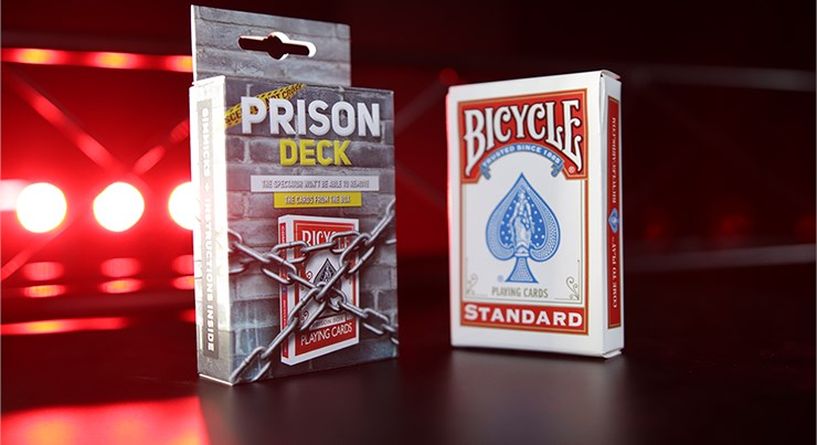 PRISON DECK - magic