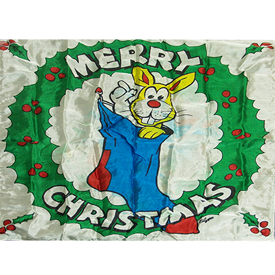 "Production Silk 16""x16"" (Merry Christmas) - magic"