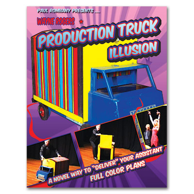 Production Truck Illusion - magic