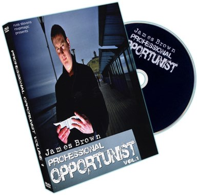 Professional Opportunist Volume 1 - magic
