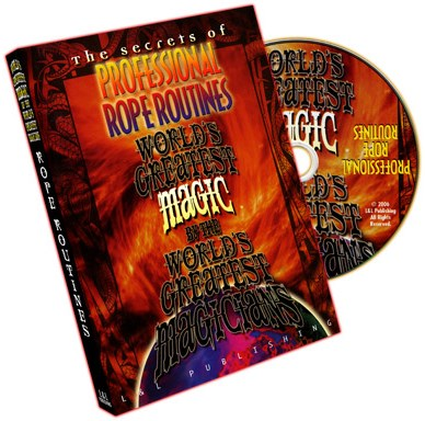 World's Greatest Magic - Professional Rope Routines - magic