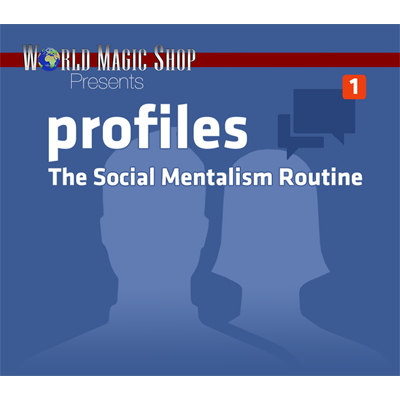 Profiles: The Social Mentalism Routine - magic