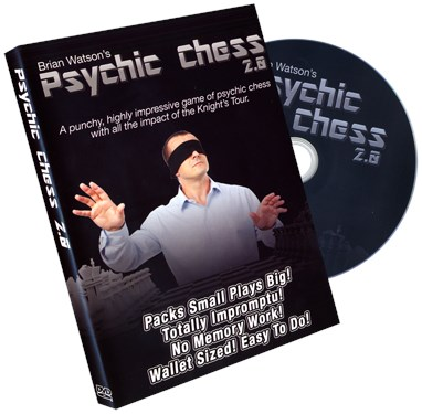Psychic Chess 2.0 - magic