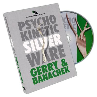 Psychokinetic Silverware - magic