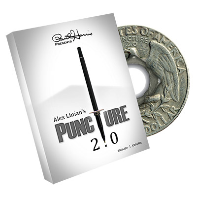 Puncture 2.0 (US Quarter) - magic