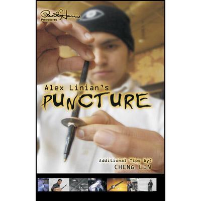 Puncture - US quarter - magic