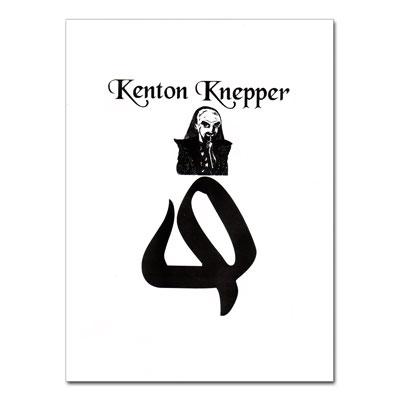 Q book Kenton Knepper - magic