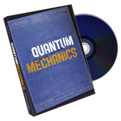 Quantum Mechanics - magic