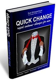 Quick Change Book - magic
