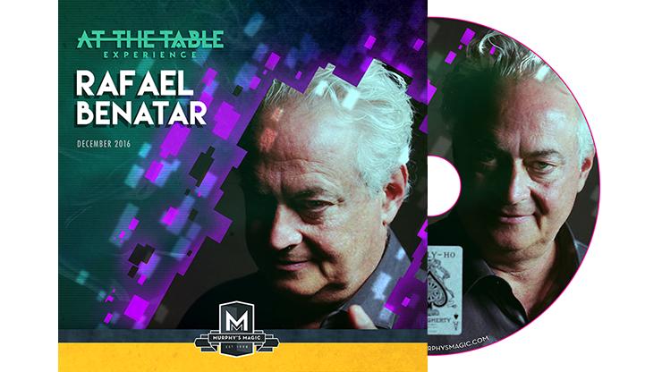 Rafael Benatar Live Lecture DVD - magic